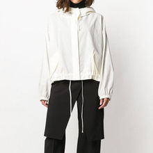 Oversized Hooded Jacket Sun Protection Suit Women Jackets