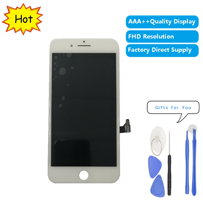 AAA++ Full Assembly LCD Screen for Iphone 5S/SE/5C essential phone screen replacement iphone 6s lcd full set iphone 5 display image