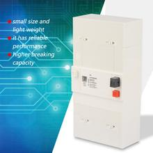 цена на PG430500 10-30A 4-Pole 50Hz/60Hz Low-voltage Protection Circuit Breaker Air Switch circuit breaker