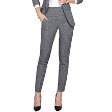 High waist trousers, fall and winter casual high slim leggings, pencil trousers pants  women