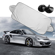 Hot 1 Set New Car Auto Windshield Visor Cover Sun Shade Prevent Snow Frost Ice Dust Protector