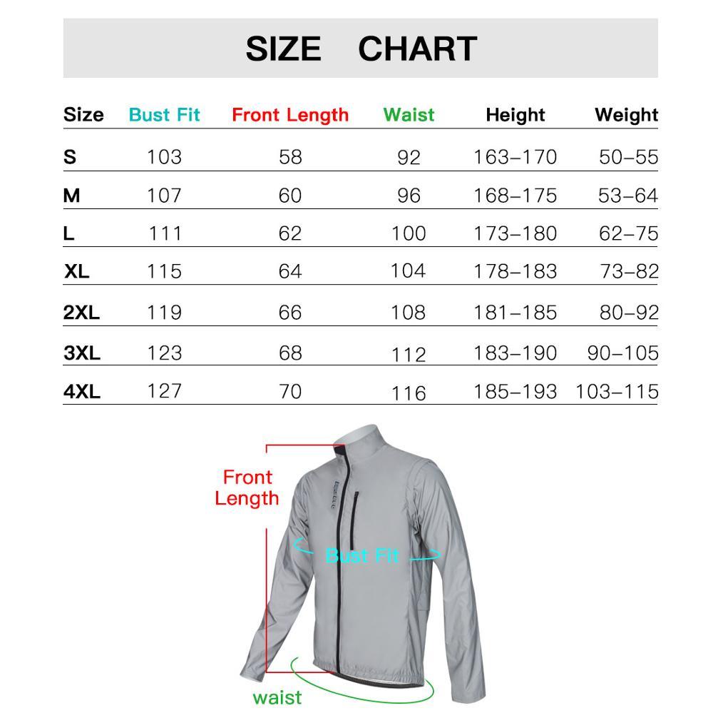 Купить с кэшбэком Darevie Cycling Jacket Full Reflective Cycling Jacket Removable Sleeves Cycling Jacket Biking Jacket Men Off Sleeve Cycling Vest