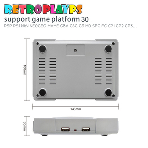 Image 2 - Powkiddy D88 hdmiラズベリーパイ30シミュレータレトロゲーム3D新ゲーム7000ゲームでエージェントbulitダブルゲームパッド