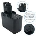 BAT001 BH-974H 9,6 V 2000mAh Ni-CD аккумуляторная батарея для Bosch электроинструменты GSR 9,6 VE PSR 9,6 VE GBB 9.6VES-1 PSB 9.6VES2