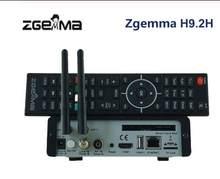 Nouvelle Version ZGEMMA H9.2H Linux OS Enigma2 récepteur Satellite numérique 4K UHD DVB-S2X + DVB-T2/C double tuner avec WiFi interne