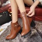 Europe Women Boots A...
