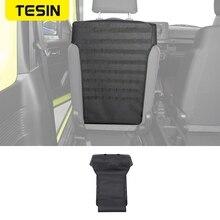 TESIN Stowing Tidying For Jimny Car Back Seat Cover Storage Bag Organizer For Suzuki Jimny JB74  2019 2020 Interior Accessories
