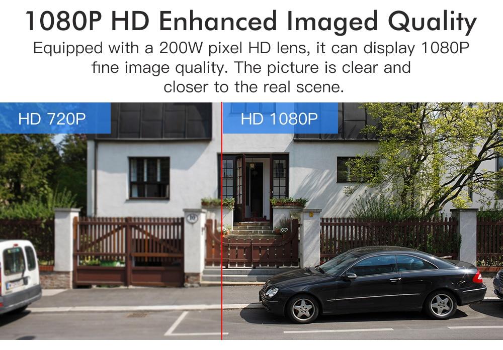 H519d47457ec2429ca3e31b18283b7001Q SDETER 1080P PTZ Security WIFI Camera Outdoor Speed Dome Wireless IP Camera CCTV Pan Tilt 4X Zoom IR Network Surveillance 720P