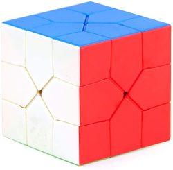 Новейший кубик MoYu Redi, магический Цветной Кубик-головоломка, скоростной Профессиональный кубик Moyu barredi, прозрачный, без наклеек