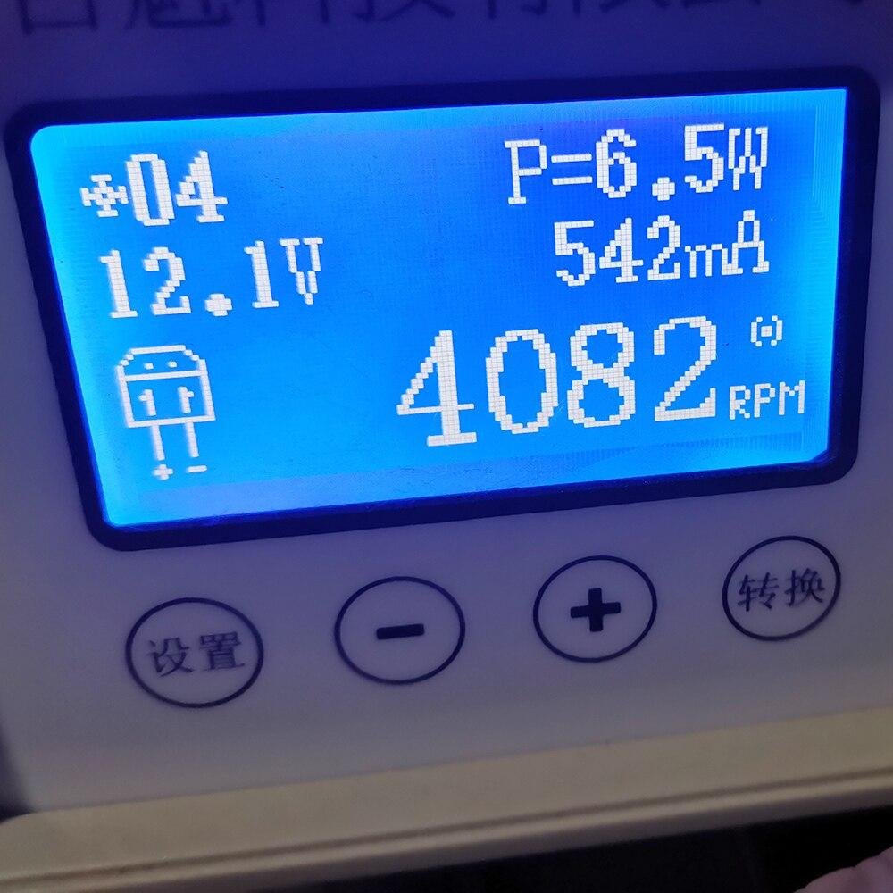 ספיישל SILVERLIT מהירות 7530 אוהד 12V שחקים חדשים 0.5A מקרן BLOWER מניפה מאוורר 75 * 75 DB0753012 30mm * (4)