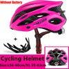 Kingbike 2019 novo design preto capacetes de bicicleta mtb mountain road ciclismo capacete da bicicleta casco ciclismo tamanho L-XL 12
