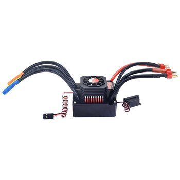 Waterproof ESC KK Speed Controller 25A 35A 45A 60A 80A 120A 150A for 1/8 1/10 1/12 RC Monster Buggy Car image
