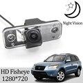 Owtosin HD 1280*720 рыбий глаз камера заднего вида для Hyundai Santa Fe (CM) SUV 2005-2012 автомобильные аксессуары для парковки заднего хода