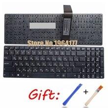 Russian Laptop Keyboard for ASUS K55V K55 K55A K55VD K55VJ K55VM K55VS A55 A55V A55XI A55DE A55DR R500v R700V RU