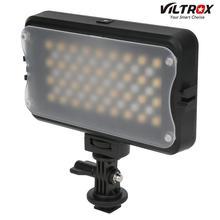 VILTROX RB10 RGB 2500K 8500K Dimmable Mini Video Portatile HA CONDOTTO La Luce Luce di Riempimento per la Foto DSLR Camera studio