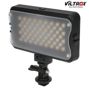 Image 1 - VILTROX RB10 RGB 2500K 8500K Dimmable Mini Video Portatile HA CONDOTTO La Luce Luce di Riempimento per la Foto DSLR Camera studio