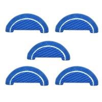 5 pçs tecido mop inserções para conga 1090 série robô aspirador de pó acessórios tecido mop inserção kit
