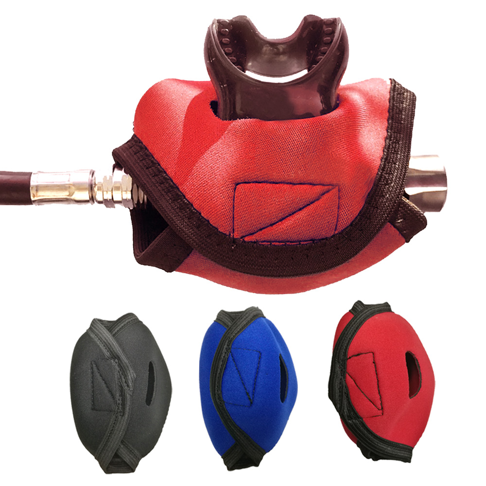 Neoprene 2nd Stage Scuba Diving Regulator Cover Durable Diving Second Stage Regulator Protector Dive Accessory