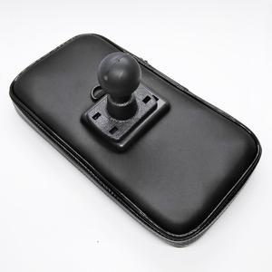 Image 2 - 스마트 폰용 1 인치 볼 연결 기능이있는 방수 지퍼 케이스