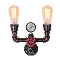 Precio https://ae01.alicdn.com/kf/H51a0ab26e45e4fc7877cd65b9476e960B/Lámparas de pared antiguas de 1 8 KG 2 luces de pared rústica accesorio de Luz.jpg