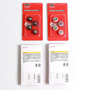 Image 5 - Thumb Stick Grip Cap funda para mando analógico para Nintendo Switch Splatoon Zelda Game NS Lite, JoyCon