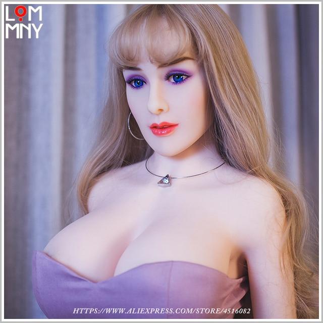 Lommny Levensechte Realistische Siliconen Sex Poppen Robot 168Cm Japanse Echte Grote Sekspop Volledige Levensgrote Volwassen Mannelijke Liefde poppen Mannen