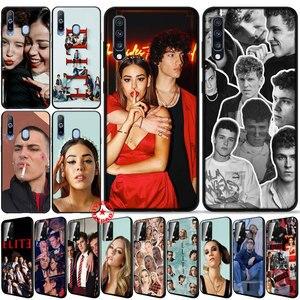 Elite TV series Soft Silicone Case for Samsung Galaxy M40 M30 M20 M10 A01 A11 A21 A41 A51 A71 A81 A91