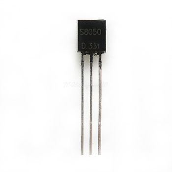100pcs/lot S8050 TO-92 8050 TO92 new triode transistor In Stock - discount item  8% OFF Active Components