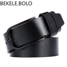 Man Leather Belt Luxury High Quality Belts