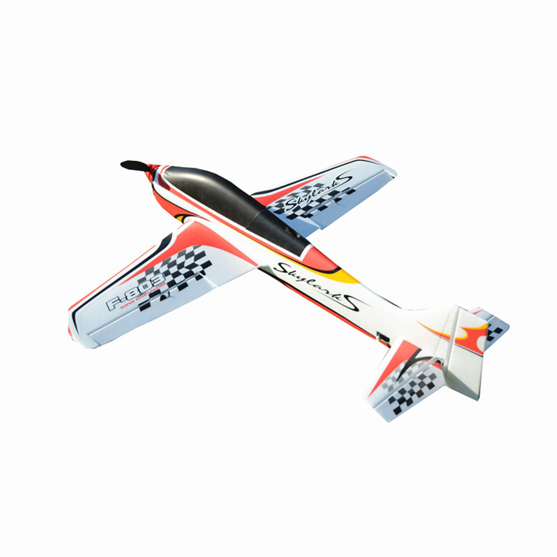 RC Airplane Sport RC Airplane 950mm Wingspan EPO F3A FPV Aircraft RC Airplane KIT For Children Outdoor Toy Models Red Blue Green