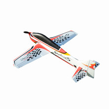 цена на RC Airplane Sport RC Airplane 950mm Wingspan EPO F3A FPV Aircraft RC Airplane KIT For Children Outdoor Toy Models Red Blue Green