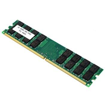 For AMD Dual Channel 4GB PC2-6400 DDR2 800MHZ Non-ECC 240Pin Memory Ram PC Memoria Module Computer Desktop Rams Pohiks
