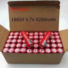 2-20 PCS 100% Neue Original 18650 3,7 v 4200 mAh 18650 Lithium-Akku Für GTL EvreFire Taschenlampe batterien