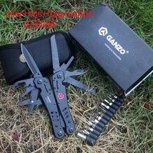 Ganzo כלי סכין Multitools Plier G302B G302H Ganzo הישרדות סכין מתקפל Plier EDC ציוד רב תכליתי כלים Plier קמפינג
