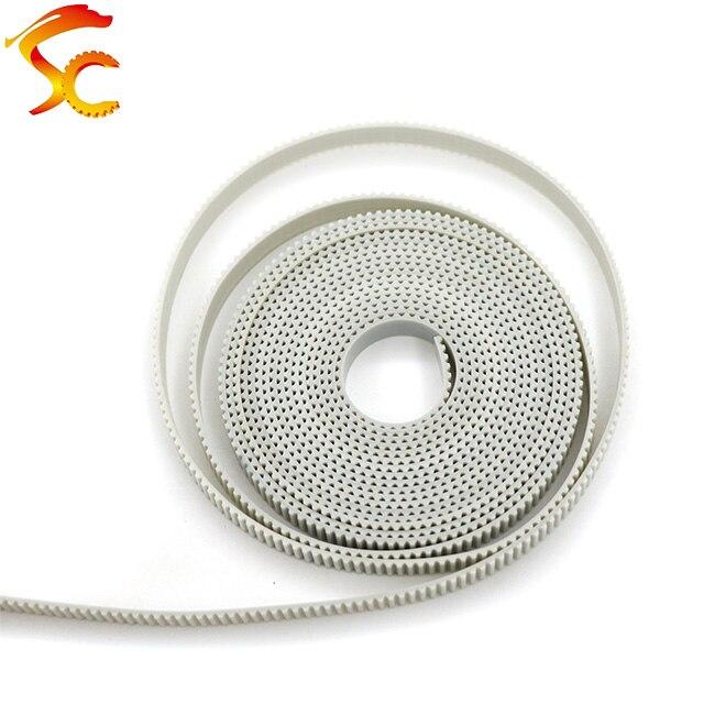 1 Meter PU GT2 Timing belt 10mm Wide for 3D Printer RepRap Prusa Mendel