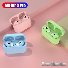 2020 Macaron Air 3 Pro Airpodding TWS Wireless Earbuds Bluetooth 5.0 Earphone Headset HIFI Smart