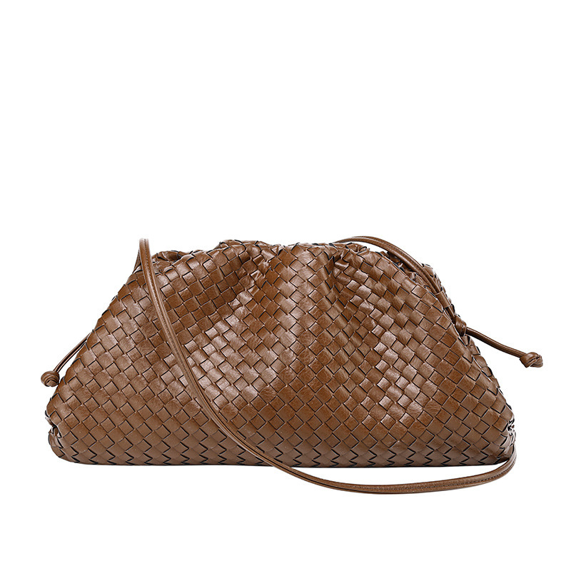 The Pouch Shoulder Day Clutch Genuine Leather Hand Bag Dumpling Luxury Handbags Women Bags Designer Crossbody Bags For Female