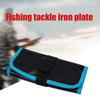 Fishing Bag Lure Baits Storage Waterproof PVC Portable Carry Case Organizer for Fishing THJ99 Fishing Tools     -