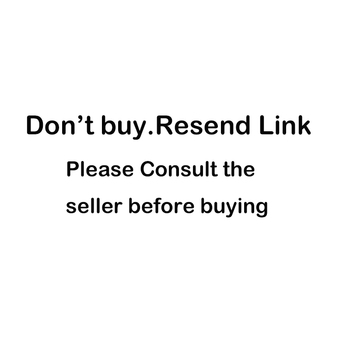 Special Use Link for Order Resend Don't buy Please consult the seller before buying image