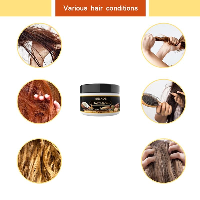 INSTANT KERATIN HAIR REPAIR MASK