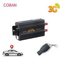 COBAN-Monitor de Voz 3G GPS103B GSM/GPRS/GPS para coche, dispositivo de seguimiento, TK103B, antirrobo de aceite, corte tk905