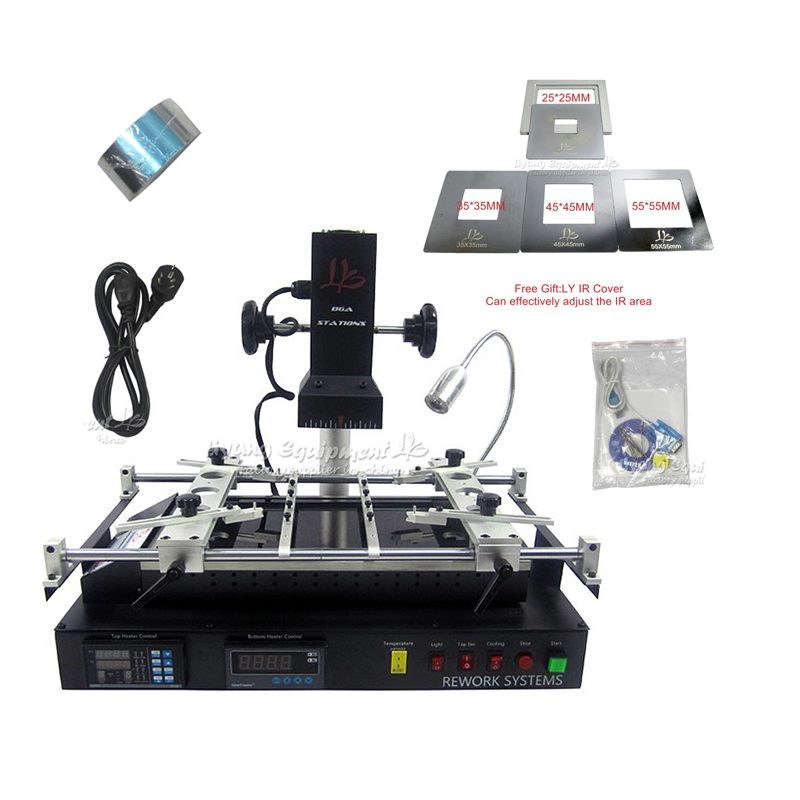 Repair Rework Machine LY IR8500 IR BGA Soldering Station Motherboard