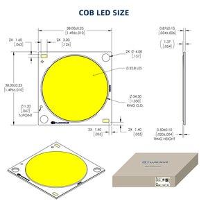 Image 3 - Pełne spektrum hydroponika oświetlenie LED do uprawy 285W 3500K lumenów CXM32 COB LED lampa do uprawy roślin do wzrostu roślin cieplarnianych W pomieszczeniach