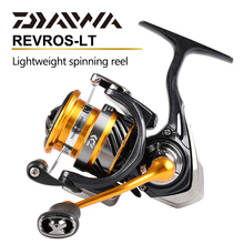 2019 Original DAIWA REVROS LT Spinning Fishing Reel1000XH/2000XH/2500XH/3000CXH/4000CXH/5000CXH6000HGear Ratio 5.7:1/6.2:1 4+1BB