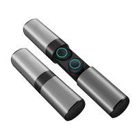 S2 방수 미니 진정한 무선 binaural 스테레오 초소형 블루투스 헤드셋 5.0 tws 스포츠 헤드폰