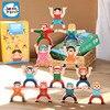 Enfants jouets en bois Balance empilage jeux blocs de construction tout-petits jouets éducatifs pour enfants d'âge préscolaire garçons filles jouets cadeau