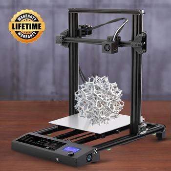 SUNLU 3D Printer S8 classical 3D Printer kit Plus Size High Precision Printing extruder 3d Platform Frame PLA  filament printing