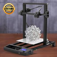 SUNLU 3D Printer S8 classical 3D Printer kit Plus Size High Precision Printing extruder 3d Platform Frame PLA filament printing