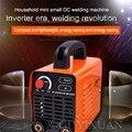 Портативный и прочный портативный сварочный аппарат микро-инвертор дуговой сварочный аппарат для быстрой вставки и удаления