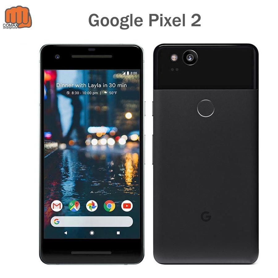 Brand New EU Version Google Pixel 2 5.0'' Octa Core Single sim 4G LTE Android cellphone 4GB RAM 64GB/128GB ROM smartphone